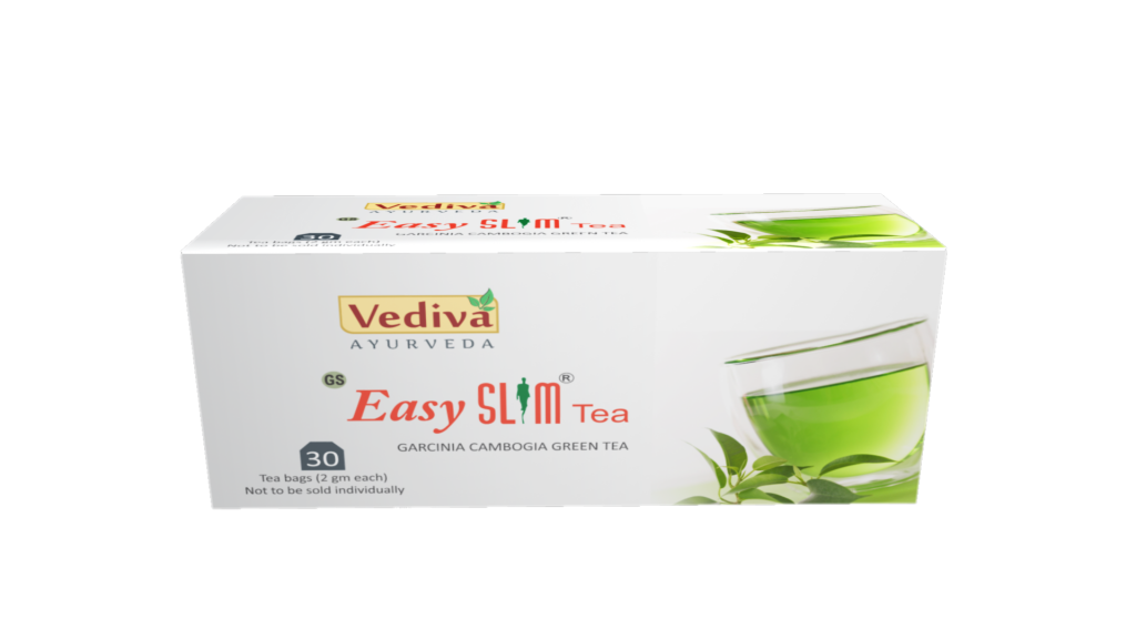 get slim with easy slim tea